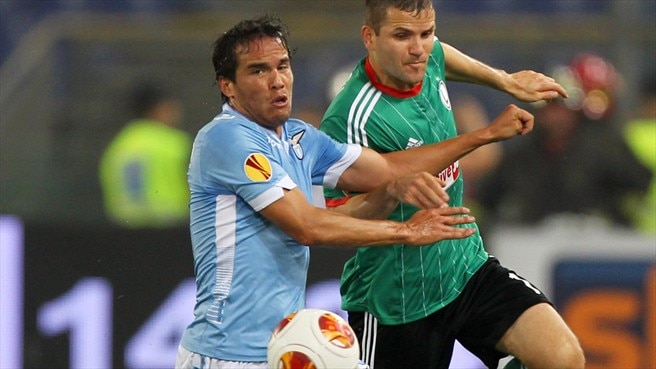 Legia look to trip Lazio up