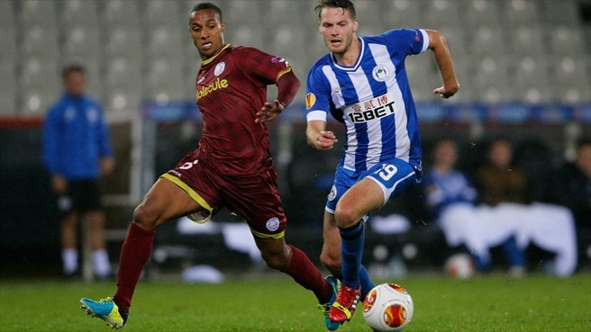 Zulte Waregem and Wigan draw blanks