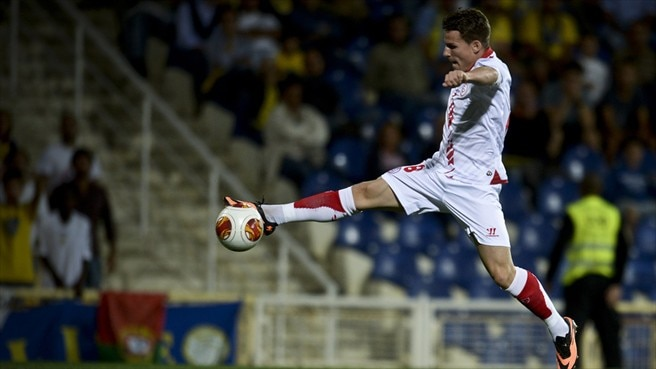 First win crucial for Sevilla's Marin