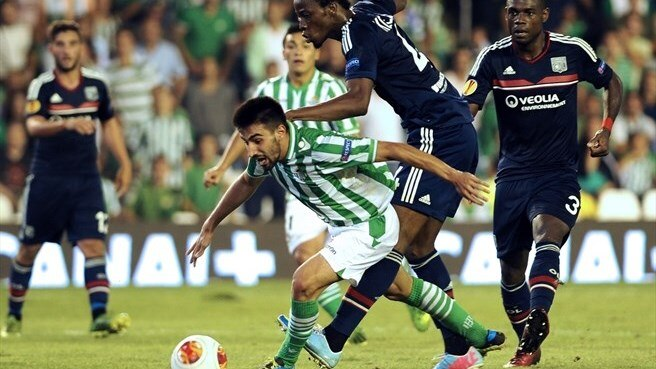 Point tolerable for Betis and Lyon