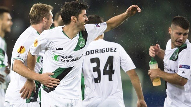 St Gallen kick off with Kuban scalp