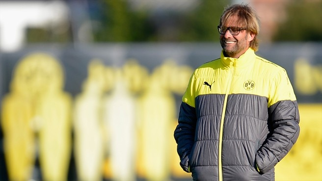 'Players would follow Klopp into a tropical cyclone'