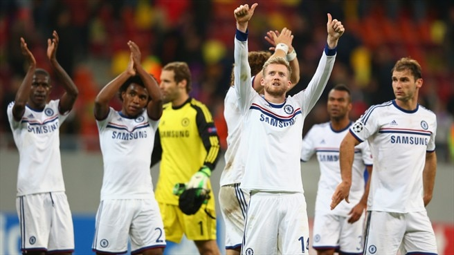 Chelsea delight at 'deserved' win