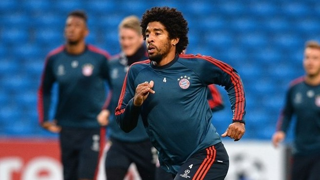 Bayern deprived of Dante for Plzeň test