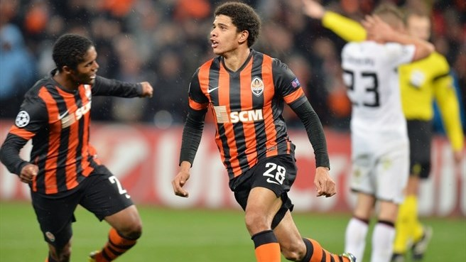 Lucescu satisfied as Shakhtar match United