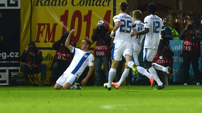 Liberec off the mark with Estoril scalp