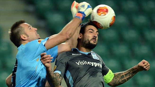 Apollon seek Cypriot first against Lazio