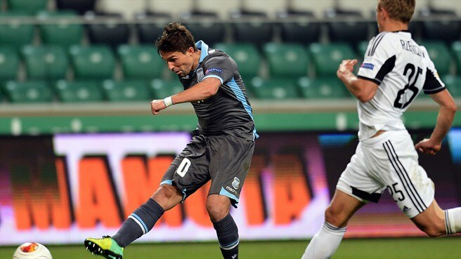 Sangoy the hero as Apollon win at Legia