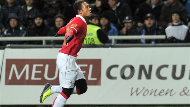 Delicious Depay goal sets up PSV victory