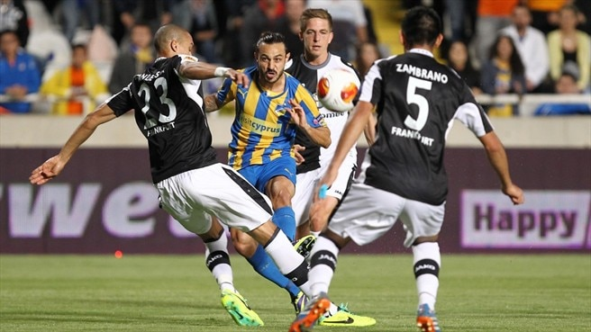 Stathis Aloneftis (APOEL FC)