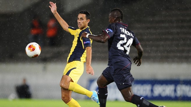 Maccabi Tel-Aviv battle back to beat Bordeaux