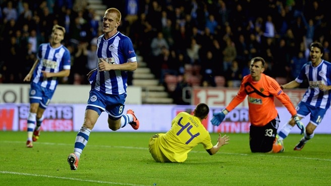 Wigan out to rein in rampant Rubin