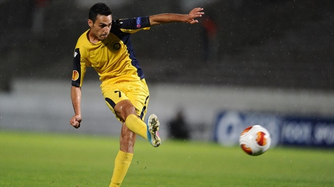 Zahavi strikes as Maccabi Tel-Aviv make history