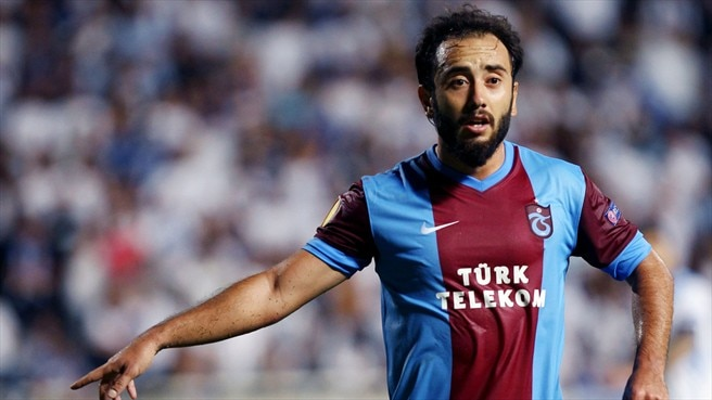 Clinical Trabzonspor sink spirited Legia