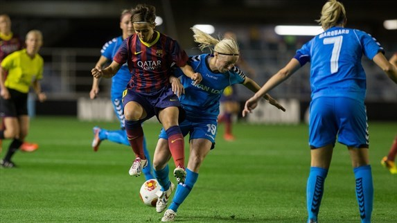 Barcelona and Brøndby optimistic