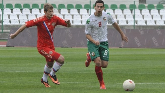 Bulgaria deny Russia fourth straight Group 2 win