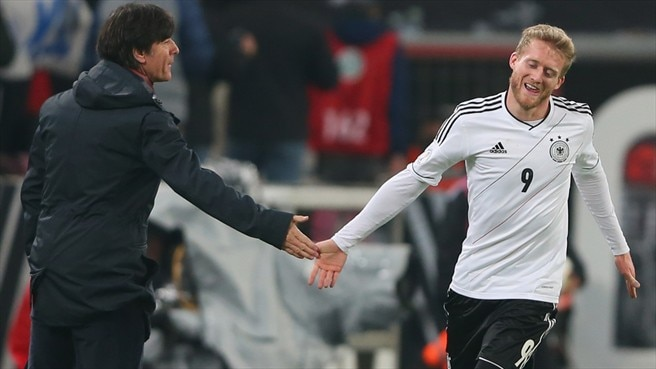 Löw content with Germany's progress