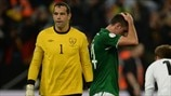 David Forde & Darron Gibson (Republic of Ireland)