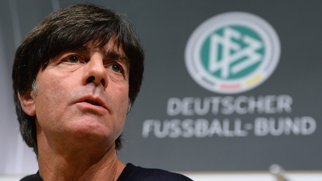 Ambitious Löw signs on for more with Germany