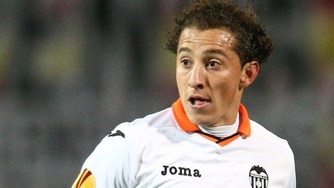 Leverkusen loan Guardado from Valencia