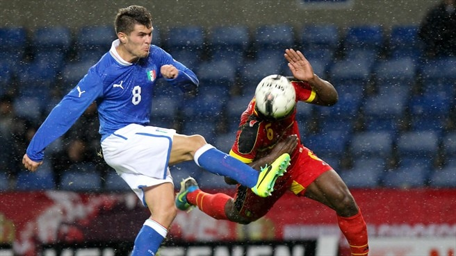 Battocchio clips Belgium's wings as Italy triumph