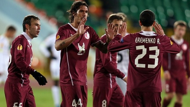 Kuzmin seals Rubin progression against Wigan