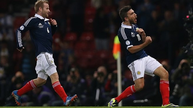 Scotland complete Croatian double to end on high