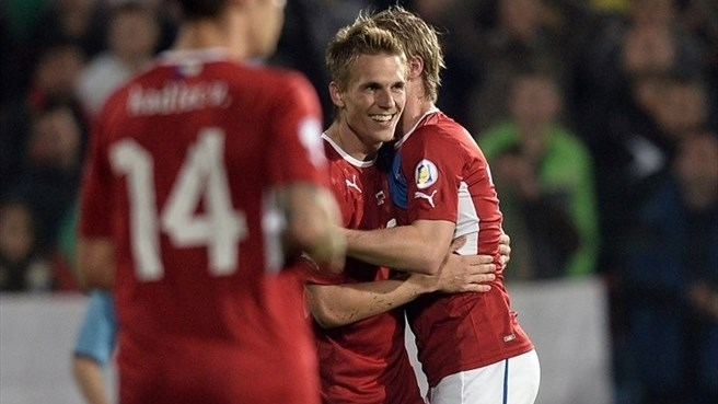 Czech Republic end on high with Bulgaria scalp