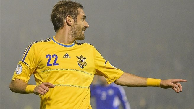 Eight-goal Ukraine still miss out