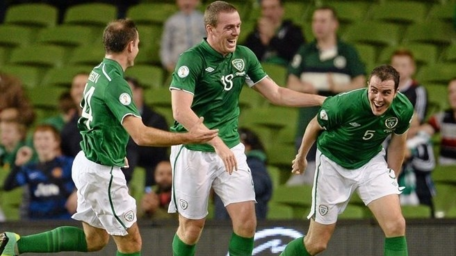 Ireland sign off with convincing Kazakhstan win