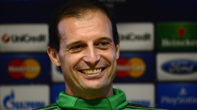 Allegri spells out size of task for Milan