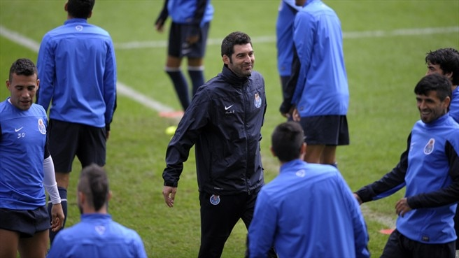 Porto's Fonseca focused on task at hand