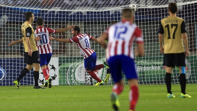 Atlético warned not to get ahead of themselves