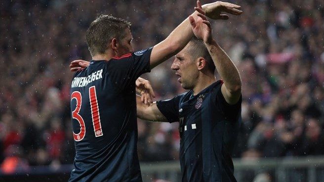 Vrba in awe of 'best in world' Bayern