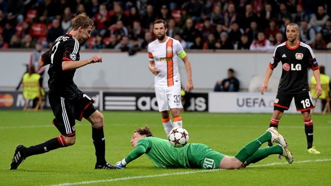 Hyypiä delighted with four-goal Leverkusen