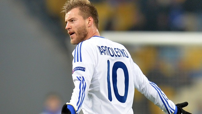 Yarmolenko ready for lift-off at Dynamo