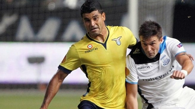 Apollon ride their luck to hold Lazio