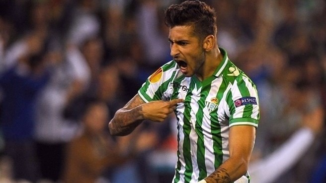 Vadillo in Betis fitness race