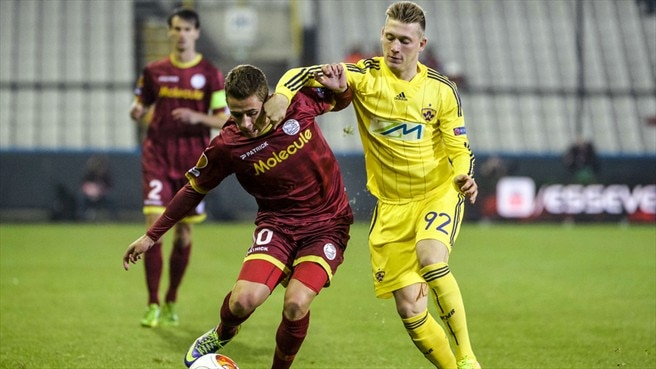 Maribor ready to pounce in Group D