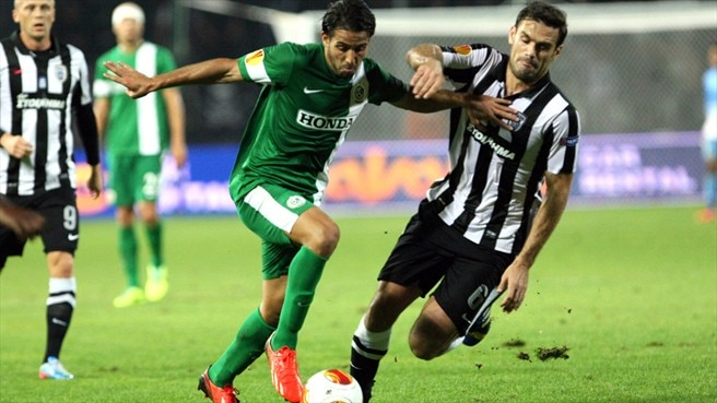 PAOK still on track after Maccabi Haifa draw