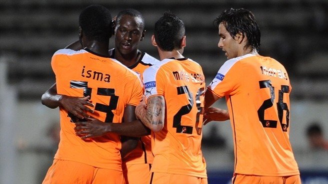 APOEL too strong for Ermis in Cypriot Cup final