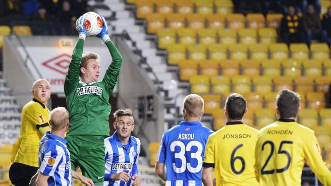 Pressure off as Esbjerg welcome Standard