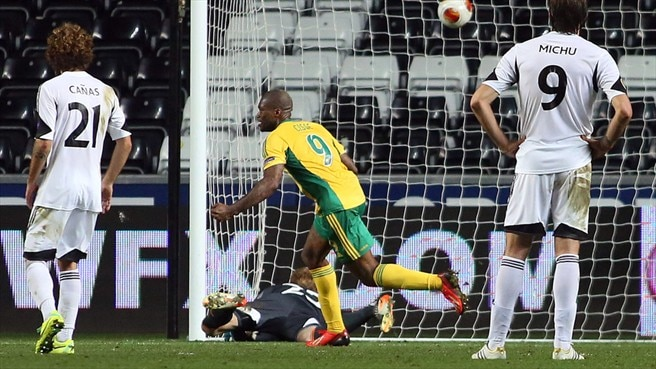Last-gasp Cissé denies Swansea at the death