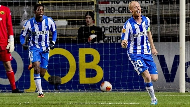Esbjerg out to press home Elfsborg advantage