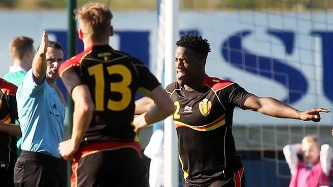 Belgium finish with a flourish in Cyprus