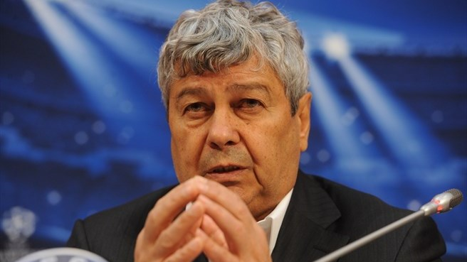 Lucescu urges Shakhtar to put it right