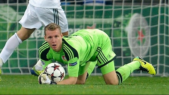 Leno relieved as Shakhtar falter again