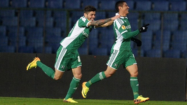 Chornomorets draw puts Ludogorets through