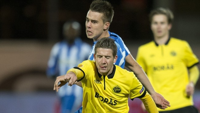 Esbjerg eyeing big reward after sealing last-32 spot