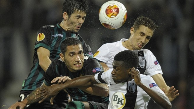 Last-gasp Chuli sends Betis clear at the top